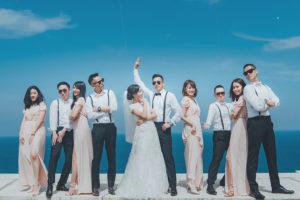 海外婚禮, Bali 婚禮, Alila Uluwatu, 雙攝影師, 婚禮影像