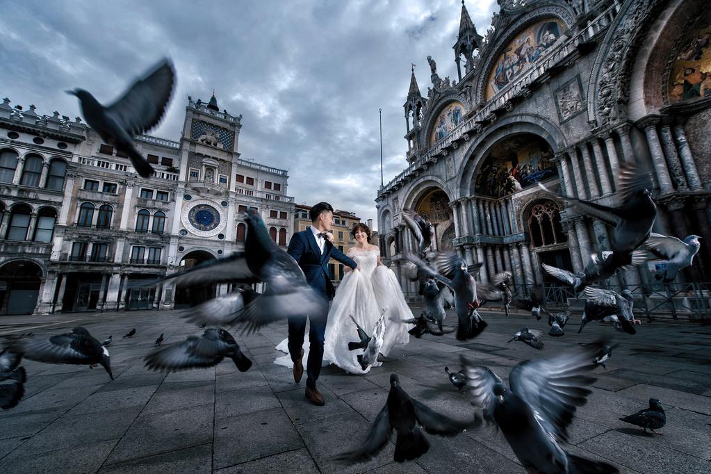 威尼斯婚紗, Venezia, venice, 海外婚紗, Donfer Photography, 東法, 藝術婚紗
