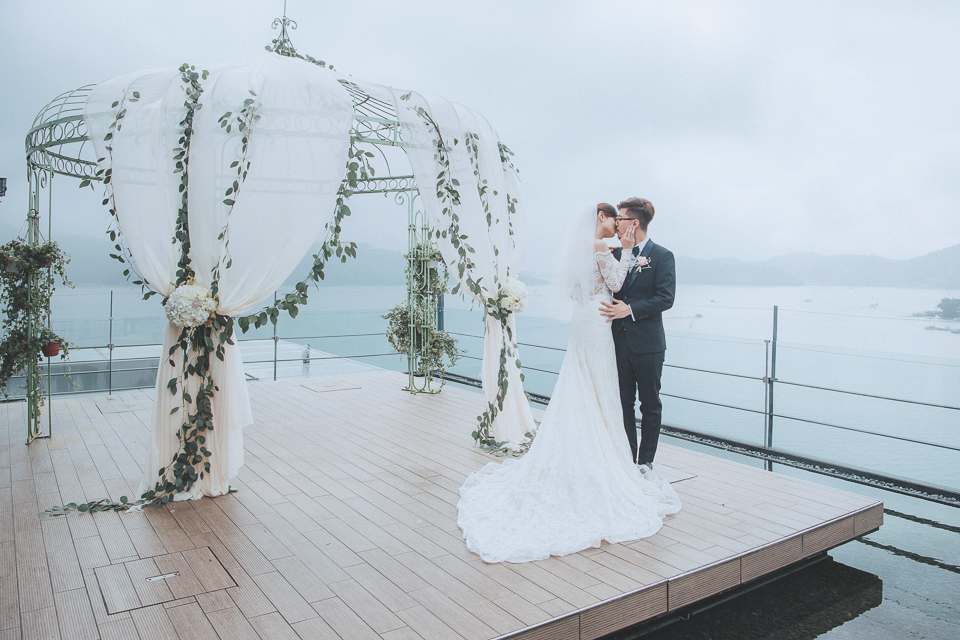 日月潭雲品酒店, 婚攝東法, Donfer Photography, EASTERN WEDDING, Wedding Day, 婚禮影像, 雙攝影師