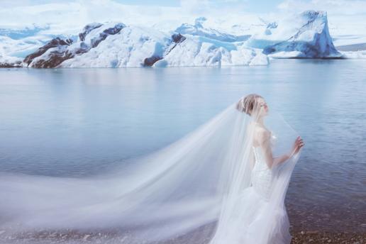 自主婚紗, 東法, 海外婚紗, 藝術婚紗, Donfer Photography, EASTERN WEDDING, Fine Art, Iceland, 冰島婚紗