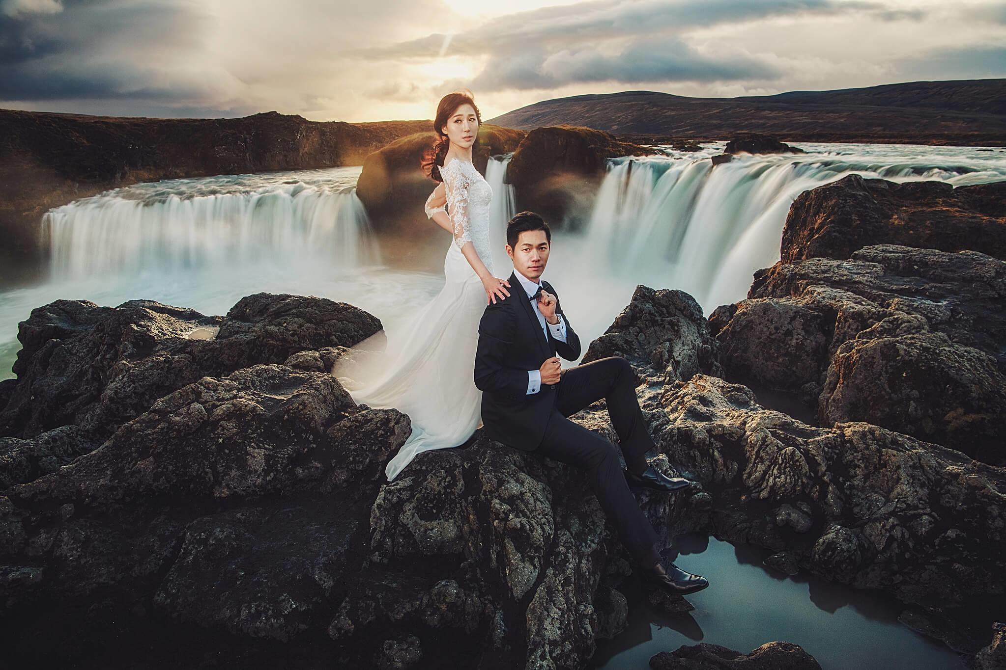 冰島婚紗, 冰島攻略, Iceland Pre-Wedding, 冰島婚紗第一品牌