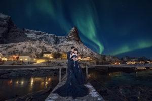 Donfer Photography   海外婚紗作品   Tromso   Lofoten Island   Reine   Oversea Pre-Wedding   World Best Wedding Photographer