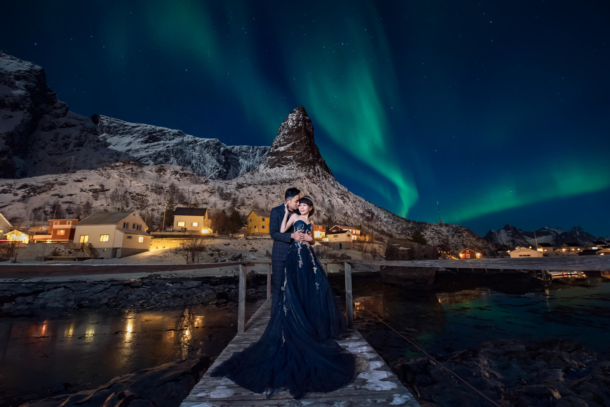 東法, 藝術婚紗, Donfer, Donfer Photography, EASTERN WEDDING, 海外婚紗, 挪威婚紗, Norway Pre-Wedding, Lofoten, Tromso