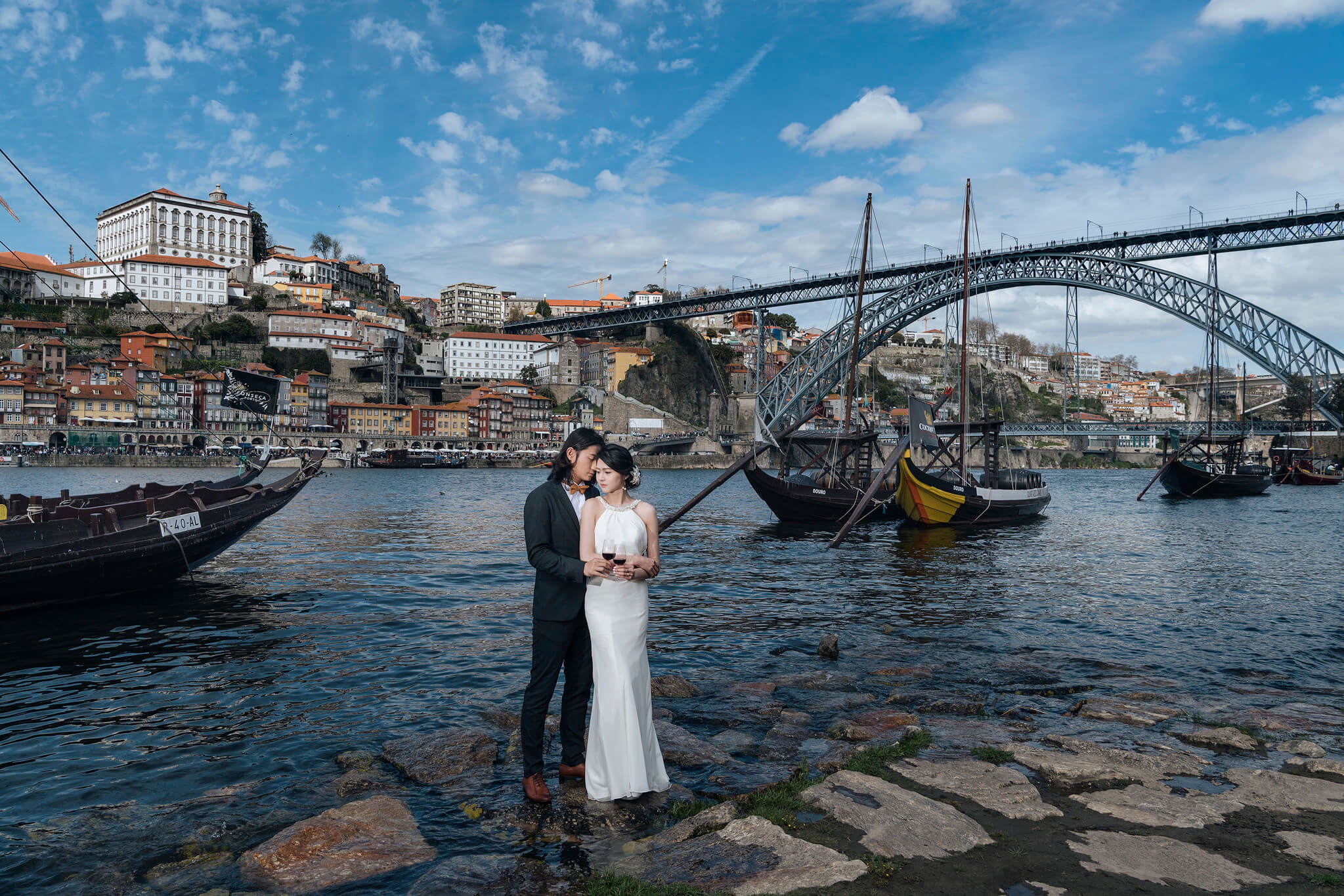 波多婚紗, 海外婚紗, 自助婚紗, 葡萄牙婚紗, Porto, Donfer, EASTERN WEDDING